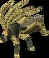 Ravenous locust