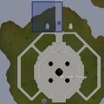 Devotion Sprite (Wizards' Tower) location