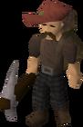 Dwarven Miner old