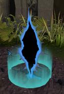 Sheilded portal
