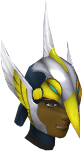 Armadyl helmet (charged) chathead
