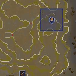 Crate (NPC) location