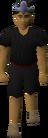 Hexcrest worn old