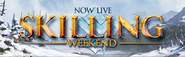 Skilling Weekend Live lobby banner