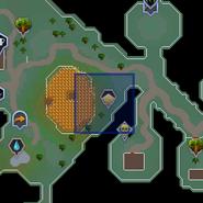 Sandpit (Zanaris) location