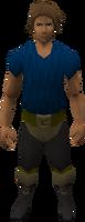 Retro princely breeches