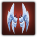 Icyenic wings icon