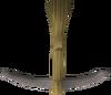 Steel crossbow (u) detail