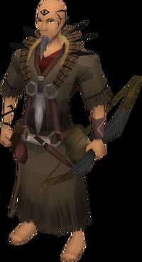 Zamorakian bandit
