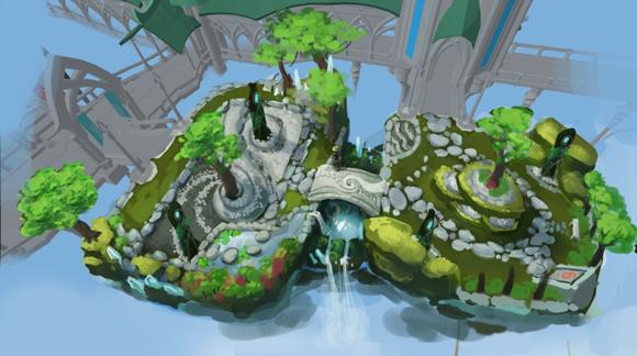 Prifddinas concept art (detailed) thumb