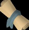 Rune sword design detail