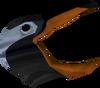 Penguin head detail