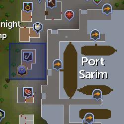Gerrant location