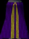 Menaphite robe (purple) detail