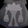 Moss titan pouch(u) detail