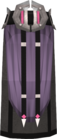 Elite void knight robe (justiciar) detail