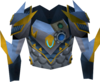 Augmented Armadyl chestplate detail