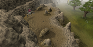 Stone spirit area
