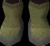 Wildercress shoes detail