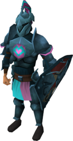 Rune heraldic armour set 1 (lg) equipped