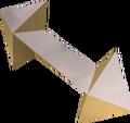 Crwys symbol piece detail