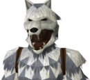 Werewolf claws