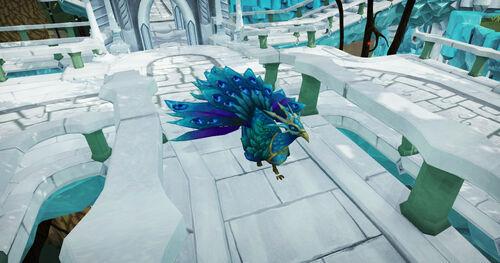 Crystal peacock news image 1