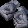 Zombie gloves (New Varrock) detail