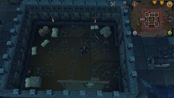 Dark Warrior Fortress (portal)