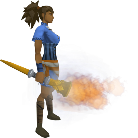 File:Gold torch equipped.png