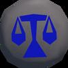 Law rune (Dungeoneering) detail