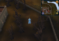 Compass clue Draynor in north-east corner of Draynor Manor grounds.png