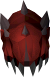 Mask of the Abyss detail