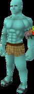 Seren Blue skin equipped