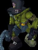 Goblin guard (The Mighty Fall)