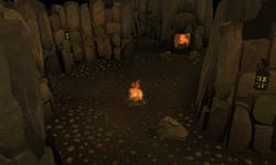Underground Pass furnace