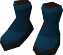 Swanky boots