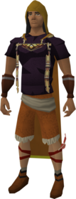 Firemaking hood equipped