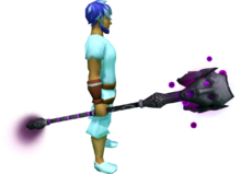 Augmented Staff of Sliske (shadow) equipped