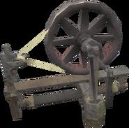 Spinning wheel (Daemonheim)