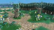 Zanaris bloom lighting