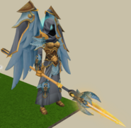 Blessed Sentinel outfit equipped (female)