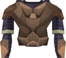 Tyrannoleather body