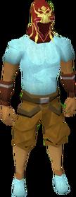 Wildstalker helmet (tier 5) equipped