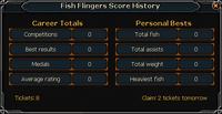 Fish flingers history