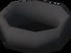 Tin (empty) detail