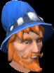 Wizard Isidor chathead