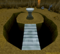 Singing bowl in Brimstail's cave.png