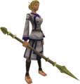Zephyrium spear equipped.png