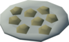 Roast potatoes detail